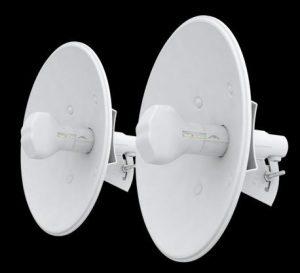 parabolicas radio enlace